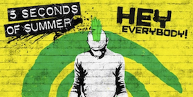 5 Seconds of Summer in tour nel 2016