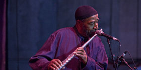 Yusef Lateef & Adam Rudolph live a Milano
