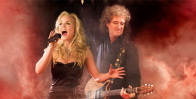 Kerry Ellis e Brian May: Rock is here to Stay !