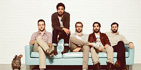 Young the Giant: Apartment in radio