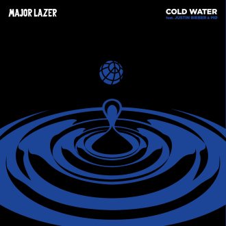 3 MAJOR LAZER FEAT. JUSTIN BIEBER & MØ COLD WATER