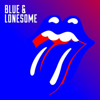 2 THE ROLLING STONES BLUE & LONESOME